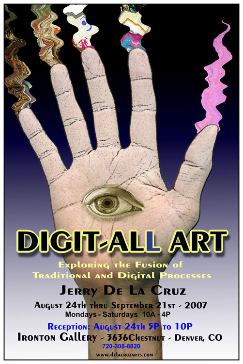 jerry de la cruz art work